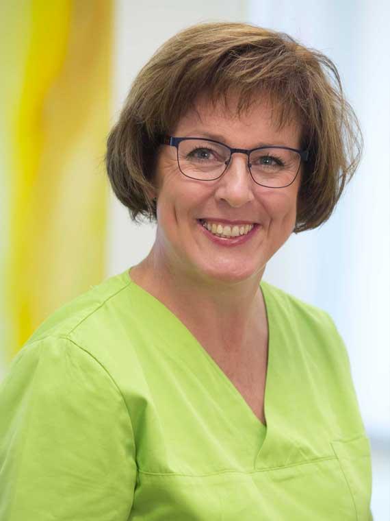Praxisteam Angela Eggert
